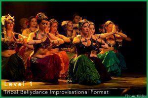 Tribal Bellydance Improvisational Format - Level 1 | start: 27.11. @ Doro | Wien | Wien | Österreich