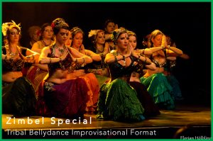 Tribal Bellydance Improvisational Format - Zimbel Special | start: 19.11. @ Michaela